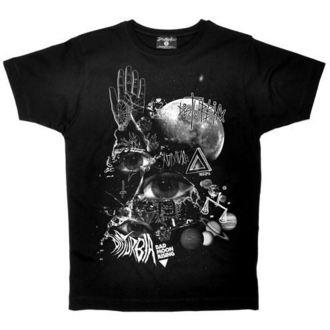 tričko pánské DISTURBIA - Bad Moon - Black, DISTURBIA