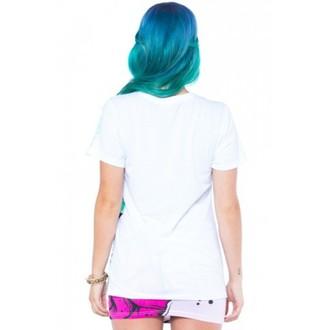 tričko dámské IRON FIST - BABYLON - WHITE