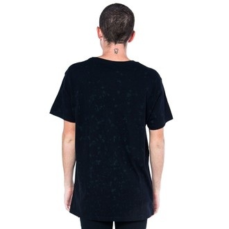 tričko pánské IRON FIST - WHATEVS - BLACK