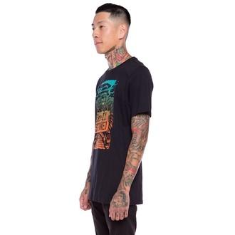 tričko pánské IRON FIST - SORRYFORPARTYING - BLACK, IRON FIST