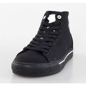 boty IRON FIST - Misfits High Top - Black, IRON FIST, Misfits