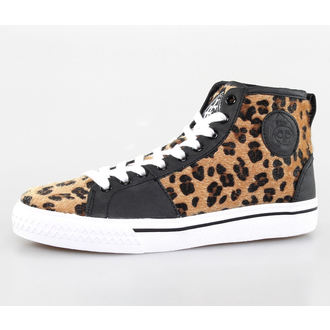 boty IRON FIST - Leopard Broadway High - Leopard, IRON FIST