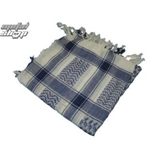 šátek ARAFAT - palestina - modrobílá 1 - 20011-021