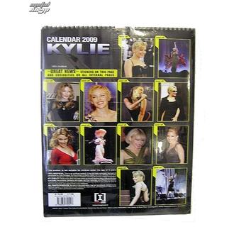 kalendář na rok 2009, NNM, Kylie Minoque