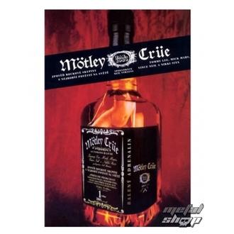 kniha Mötley Crüe - Zpověď rockové skupiny s nejhorší pověstí na světě - Strauss Neil