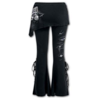 kalhoty dámské (legíny se sukní) SPIRAL - BRIGHT EYES, SPIRAL