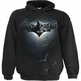 mikina pánská SPIRAL - Batman - JOKER ARKHAM ORIGINS - Black, SPIRAL, Batman