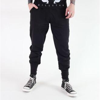 kalhoty (tepláky - unisex) KILLSTAR - Logo - Black