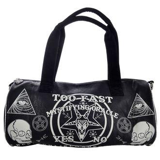 taška (kabelka) TOO FAST - OUIJA - Black, TOO FAST