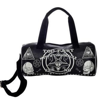 taška (kabelka) TOO FAST - OUIJA - Black