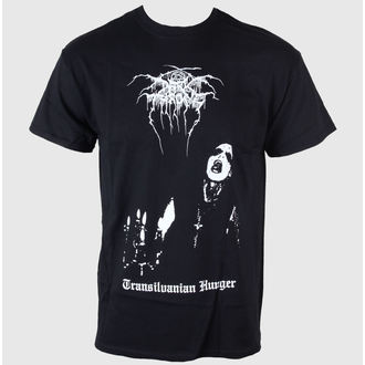 tričko pánské Darkthrone - Transylvania Hunger - JSR, Just Say Rock, Darkthrone