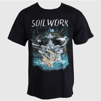 tričko pánské Soilwork - Barge To Hell-Break For Nobody - JSR, Just Say Rock, SoilWork