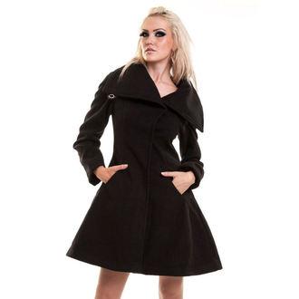 kabát dámský VIXXSIN - Necromancer - Black