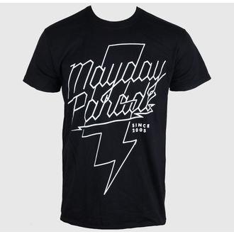 tričko pánské Mayday Parade - Lightning Bolt - PLASTIC HEAD