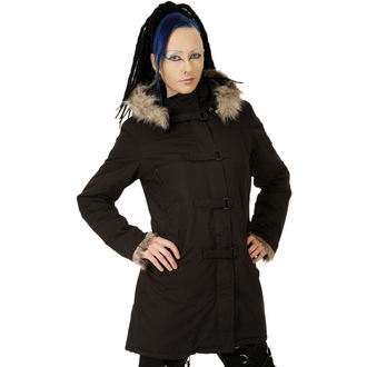 bunda dámská zimní (kabátek) DEAD THREADS - LJ159