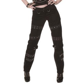 kalhoty dámské DEAD THREADS, DEAD THREADS