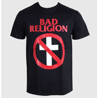 tričko pánské Bad Religion - Cross Buster - PLASTIC HEAD, PLASTIC HEAD, Bad Religion