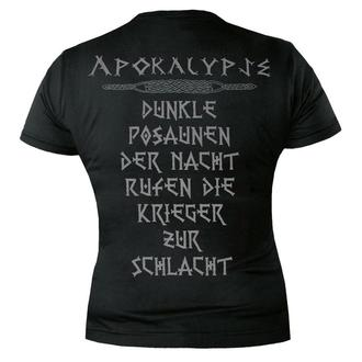 tričko dámské Equilibrium - Apokalypse  - NUCLEAR BLAST, NUCLEAR BLAST, Equilibrium
