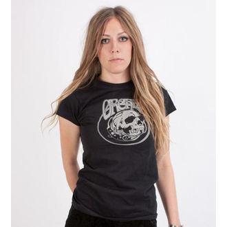 tričko dámské Orchid - Skull Logo - NUCLEAR BLAST, NUCLEAR BLAST, Orchid