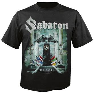 tričko pánské Sabaton - Heroes - NUCLEAR BLAST, NUCLEAR BLAST, Sabaton