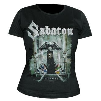 tričko dámské Sabaton - Heroes - NUCLEAR BLAST, NUCLEAR BLAST, Sabaton