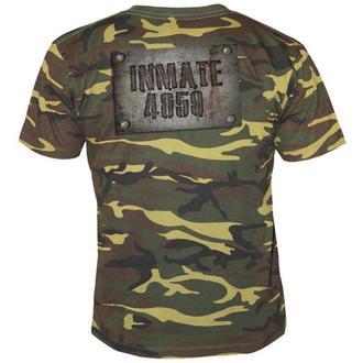 tričko pánské Sabaton - Inmate Camouflage - NUCLEAR BLAST, NUCLEAR BLAST, Sabaton