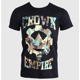 tričko pánské Crown The Empire - Run And Hide - PLASTIC HEAD, PLASTIC HEAD, Crown The Empire