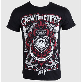 tričko pánské Crown The Empire - Souls - PLASTIC HEAD - PH8438