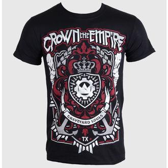 tričko pánské Crown The Empire - Souls - PLASTIC HEAD