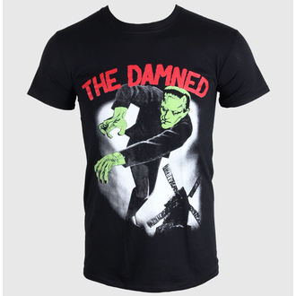 tričko pánské Damned - Frankendamned (Plan 9) - PLASTIC HEAD, PLASTIC HEAD, Damned