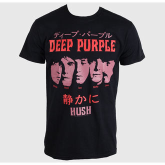 tričko pánské Deep Purple - Hush Japan - PLASTIC HEAD, PLASTIC HEAD, Deep Purple