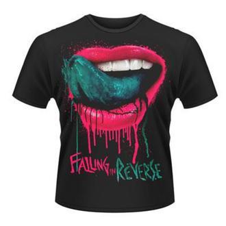 tričko pánské Falling In Reverse - Lips - PLASTIC HEAD, PLASTIC HEAD, Falling In Reverse