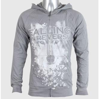 mikina pánská Falling In Reverse - Wolf Face - PLASTIC HEAD, PLASTIC HEAD, Falling In Reverse