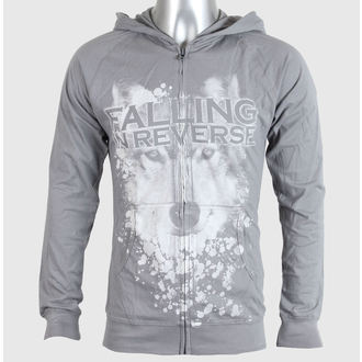 mikina pánská Falling In Reverse - Wolf Face - PLASTIC HEAD - PH7654