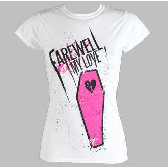 tričko dámské Farewell, My Love - Casket - PLASTIC HEAD, PLASTIC HEAD, Farewell, My Love