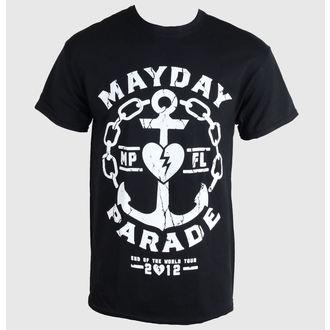 tričko pánské Mayday Parade - Anchor - PLASTIC HEAD, PLASTIC HEAD, Mayday Parade