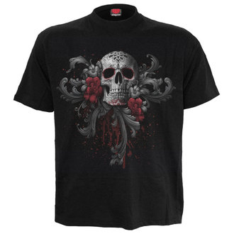 tričko pánské SPIRAL - SUGAR DOLL - BLK