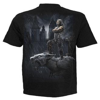 tričko pánské SPIRAL - ENFORCER - BLK - DW209600