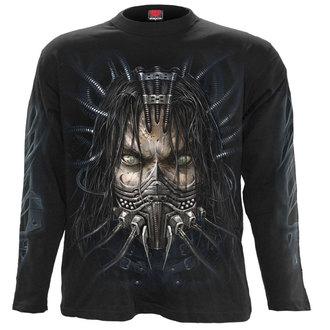 tričko pánské s dlouhým rukávem SPIRAL - ENFORCER - BLK