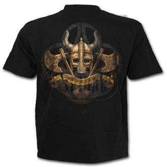 tričko pánské SPIRAL - CELTIC PIRATES - Black - L024M101