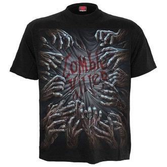 tričko pánské SPIRAL - ZOMBIE KILLER - BLK