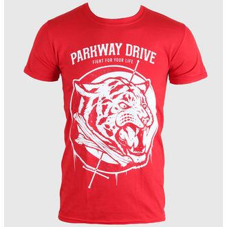 tričko pánské Parkway Drive - Tiger Bones - PLASTIC HEAD, PLASTIC HEAD, Parkway Drive