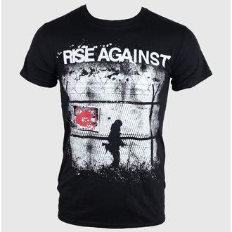 tričko pánské Rise Against - Borders - PLASTIC HEAD - PH8320