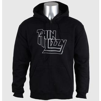 mikina pánská Thin Lizzy - Outline Logo - PLASTIC HEAD, PLASTIC HEAD, Thin Lizzy