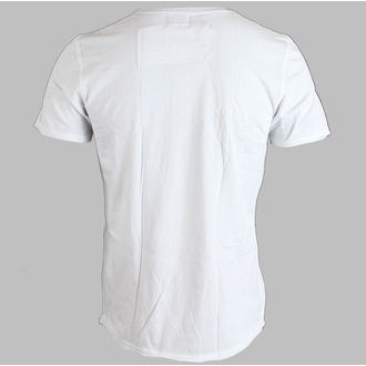 tričko pánské Motörhead - England Mens - AMPLIFIED - White, AMPLIFIED, Motörhead