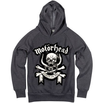 mikina pánská Motörhead - Marl - AMPLIFIED - Dark Grey, AMPLIFIED, Motörhead