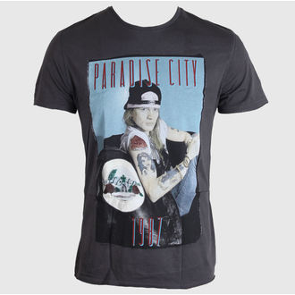 tričko pánské Guns N' Roses - Paradise City - AMPLIFIED - Charcoal - AV306G87