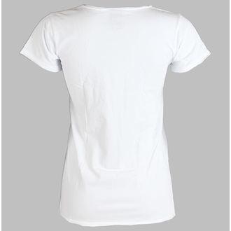 tričko dámské Motörhead - England - AMPLIFIED - White, AMPLIFIED, Motörhead