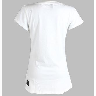 tričko dámské (tunika) Amy Winehouse - AMPLIFIED - White