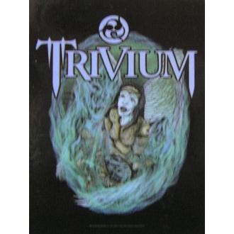 vlajka Trivium HFL 810, HEART ROCK, Trivium